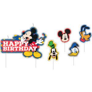 Cj. Velas Mickey