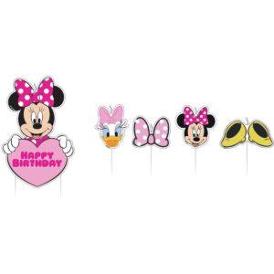 Cj. Velas Aniversário Minnie