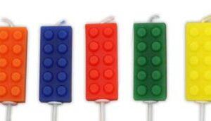 Cj. Velas Lego