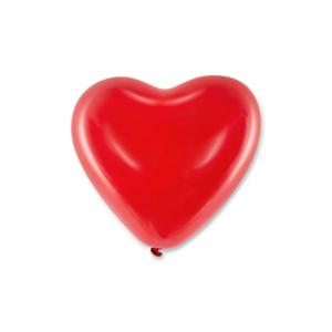 Balão Latex Coração Vermelho