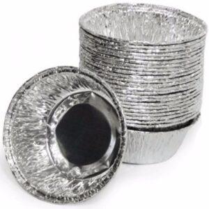 Formas de Alumínio 100 uni