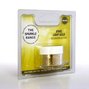 RD - Purpurina Jewel Light Gold