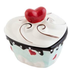 Caixa Cupcake - Rosa ou Azul