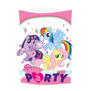 Sacos Oferta My Little Pony 8 uni