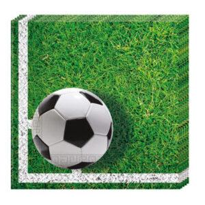 Guardanapos Futebol 20 uni