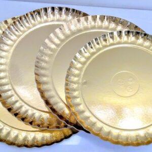 Prato Dourado 23cm
