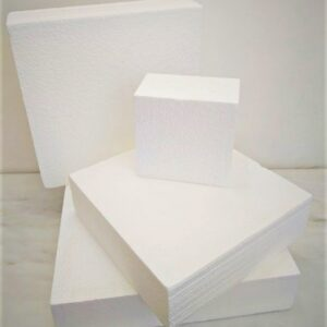 Esferovite Cake Design - Quadrado 14x14cm