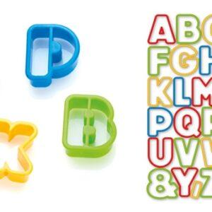 Cortantes Alfabeto