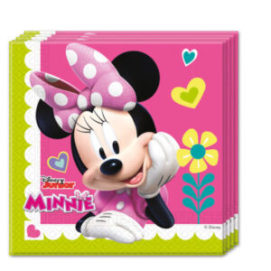 Guardanapos Minnie 20 uni