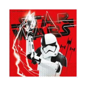 Guardanapos Star Wars 20 Unidades