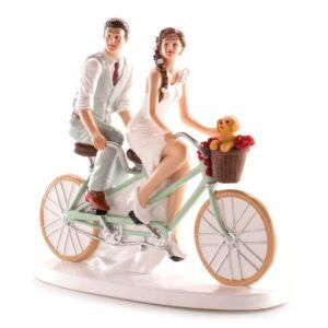 Noivos na Bicicleta