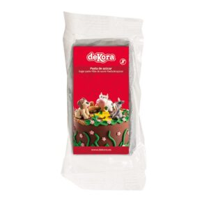 Pasta de Açúcar Prateada 100g