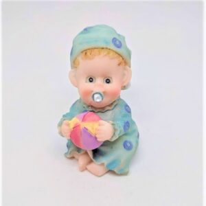 Bebé Menino de Porcelana