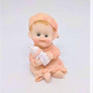 Bebé Menina de Porcelana