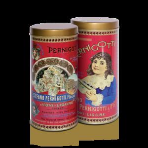 Lata Vintage Pernigotti - Cremini Clássico e Negro