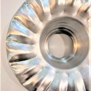 Forma Alumínio Bundt Cake 22cm