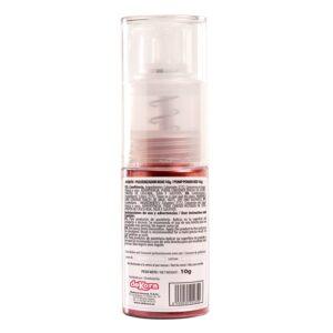 Pulverizador de Brilho Vermelho 10g