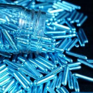 Bastonetes Azul 75gr.