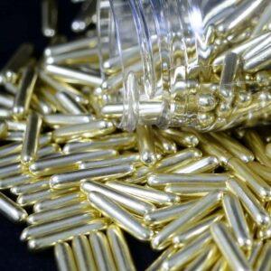 Bastonetes Ouro 75gr.