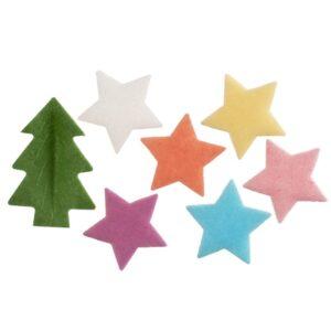 Decoração de Natal em Hóstia Unidade