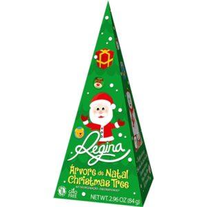 Árvore de Natal com Chocolates Regina 84 gr