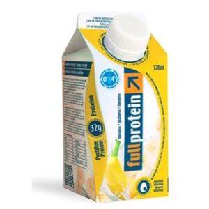 Bebida Proteica Banana FullProtein 320 ml