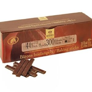 Batôns/ Barritas Chocolate 44% Cacao 1,6 Kg- CACAO BARRY