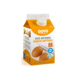 Ovo inteiro Liquido DOVO c/tampa 500 ml