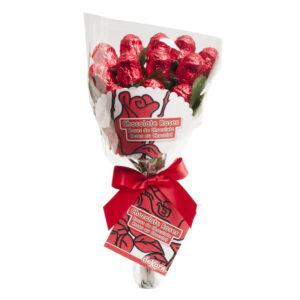 Ramo Rosas de Chocolate