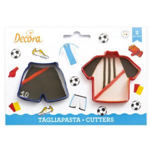 Conjunto Cortantes Camisola de Calções Futebol