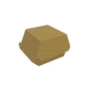 Caixa Quadrada  Kraft 15x15x8cm