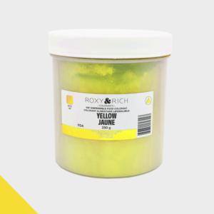 Corante Lipossolúvel 'Fat Dispersible' Amarelo 250g