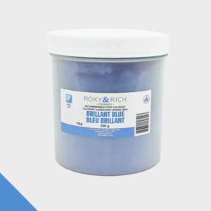 Corante Lipossolúvel 'Fat Dispersible' Azul Brilhante 250g