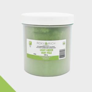 Corante Lipossolúvel 'Fat Dispersible' Verde Claro 250g