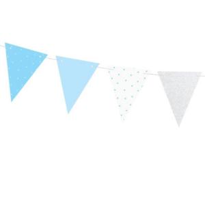 Grinalda Bandeiras Azul e Prata
