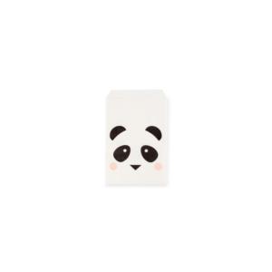 10 Sacos de Papel Mini Panda