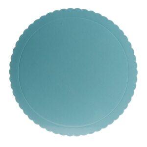 Base Azul Claro Ondulado 30cm