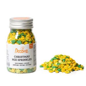 Mix Confeti Árvores de Natal 60gr