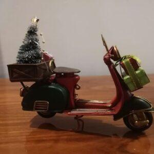 Mota Árvore De Natal E Prendas