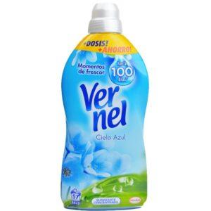 Vernel amaciador Céu Azul 57 doses (1,31L)