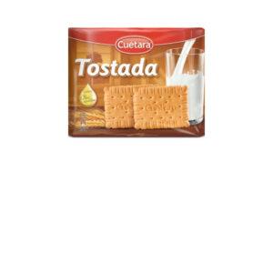 Bolacha Tostada Cuétara 4x200gr