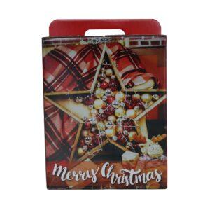 Caixa Cartão Grande Estrela