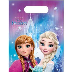Sacos Oferta Frozen 6 uni