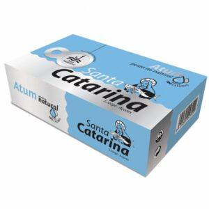 "Atum Posta em Água Natural ""St. Catarina"" 120 gr"