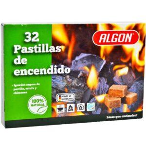 Acendalhas Algon 32 unidades
