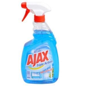 Ajax Limpa Vidros Tripla Acção 750 ml