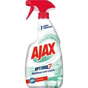 Ajax Gel WC com lixivia 500 ml