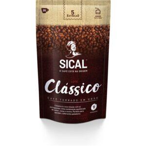Café em grão Sical 250 gr
