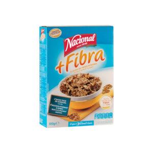 Cereais Pequeno Almoço +Fibra 300 gr