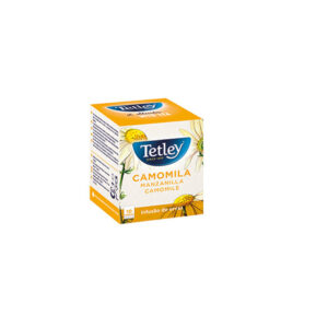 Chá Camomila Tetley 10 Saquetas